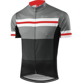 Löffler Giro Bike Trikot Ful-Zip Herren anthrazit